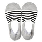 【SHF】ELEBLO防靜電船型襪 (黑)