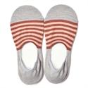 【SHF】ELEBLO防靜電船型襪 (紅)