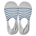 【SHF】ELEBLO防靜電船型襪 (藍)