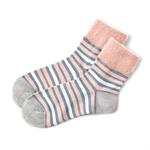【SHF】ELEBLO防靜電舒適襪 (藍條紋)