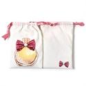 【SHF】香包束口袋 (玫瑰香水)