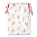 【SHF】香包束口袋 (玫瑰兔子)