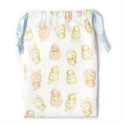 【SHF】香包束口袋 (薰衣草刺蝟)