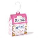 【SHF】衣櫃用吸濕纖維防潮盒 (粉)
