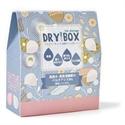 【SHF】抽屜用吸濕纖維防潮盒 (藍)