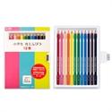 【SAKURA】小學生12色彩色鉛筆