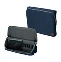 【SONIC】utlim桌上型時尚收納包-A4/藍
