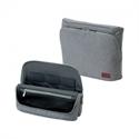 【SONIC】utlim桌上型時尚收納包-A5/灰
