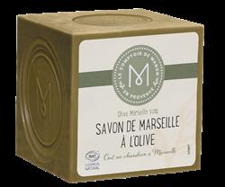 【法國瑪儂】經典橄欖油馬賽皂 300g