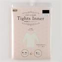 👕【Tights Inner】八分袖發熱衣-白L~LL.