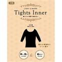 👕【Tights Inner】裏起毛發熱衣-黑M~L.