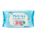 【協和紙工】馬桶除菌用濕紙巾(30入)