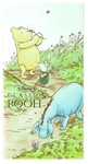 【PRAIRIE DOG】抗菌口罩收納夾(維尼-散步)