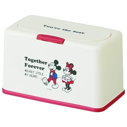 【SKATER】米奇 衛生紙收納盒