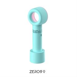 ZERO9 無葉片攜帶風扇 (湖水綠)
