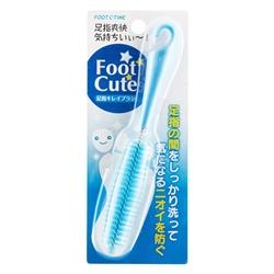 【小久保】腳趾縫清潔刷(藍)