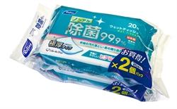 【Life-do.Plus】高效除菌濕紙巾(無酒精)