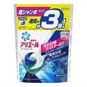 【P&G】3D雙色洗衣膠球-46顆(淨白除菌)