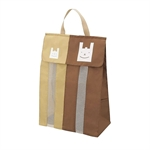 【COGIT】便利分類掛袋(棕)