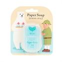 【CHARLEY】紙香皂 薄荷