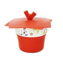 【三郷陶器】二重構造 月兔 馬克杯