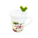 【三郷陶器】犬張子 吉祥物馬克杯