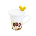 【三郷陶器】福來雀 吉祥物馬克杯