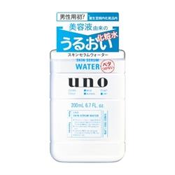 【資生堂】UNO美容液 化妝水 200ml