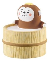 【DECOLE】慵懶日和 香氛吉祥物(猴)