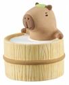 【DECOLE】慵懶日和 香氛吉祥物(水豚)