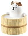 【DECOLE】慵懶日和 香氛吉祥物(貓)