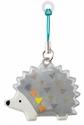 【DECOLE】反光磁性雨傘支撐吊飾(刺蝟)