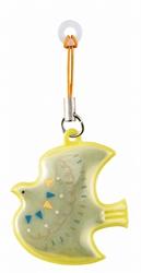 【DECOLE】反光磁性雨傘支撐吊飾(鳥)