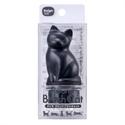 【Daiya】吸盤式貓型清潔刷(黑貓)
