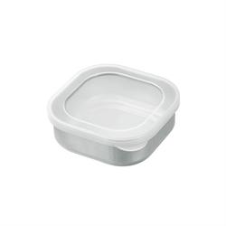 【ECHO】不鏽鋼保鮮盒 - 正方形