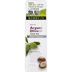 【熊野】雙重保濕 護髮油