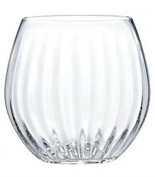 【東洋佐佐木】流線透明質感玻璃杯