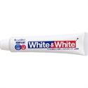 【獅王】WHITE & WHITE牙膏
