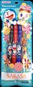【SHOWA】限量版哆啦A夢4色0.4原子筆(百花齊放)