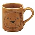 【三鄉陶器】Mikke造型馬克杯-獅子