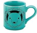 【三鄉陶器】Mikke造型馬克杯-北極熊