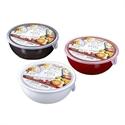 【NAKAYA】餐碗型保鮮盒 (圓)