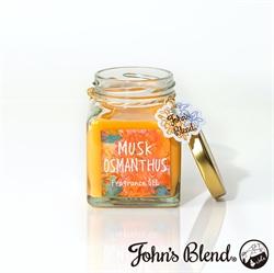 【John's Blend】香氛膏(桂花麝香)